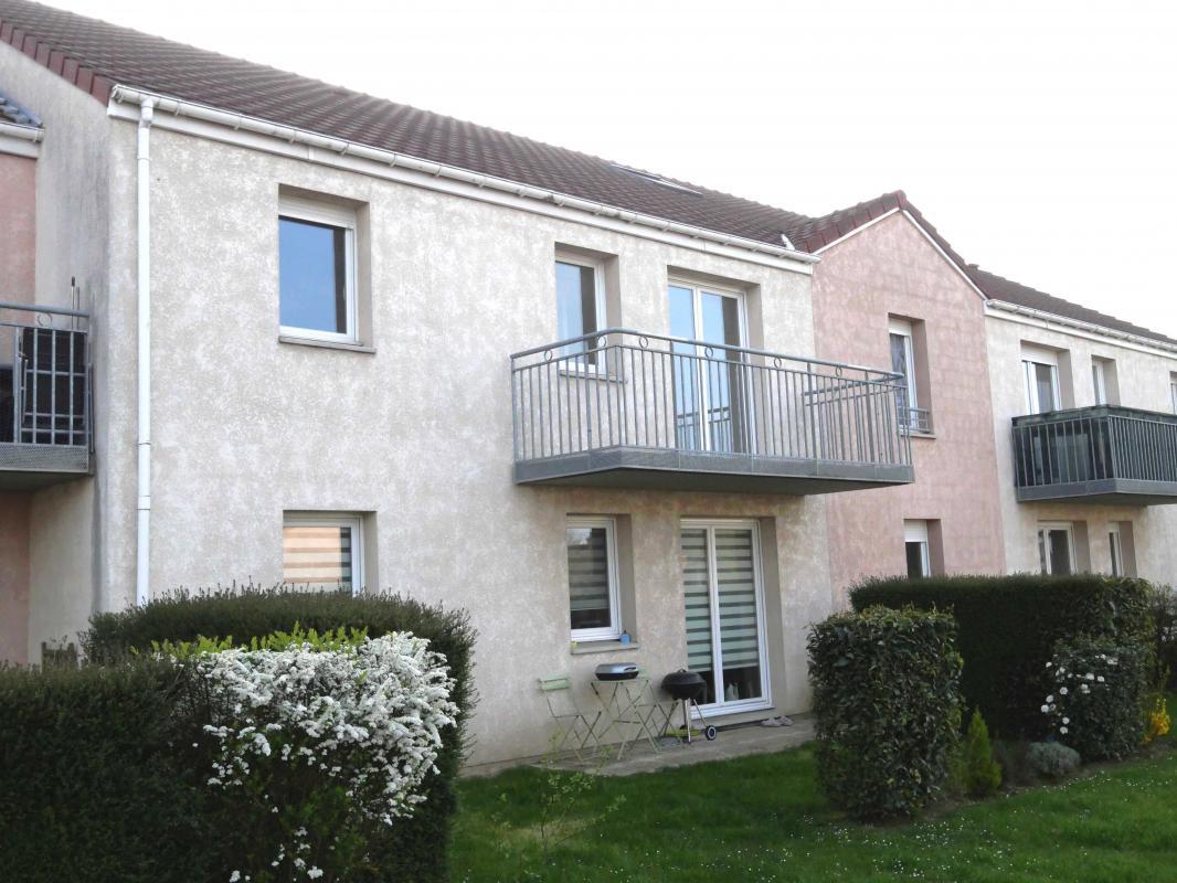 T2 en résidence privée 48 m² avec balcon et parking